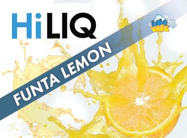 Ароматизаторы HiLIQ Хайлик Funta Lemon (Холодный Лимон)