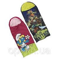 Спальный мешок TURTLE/SMURFS J-01900