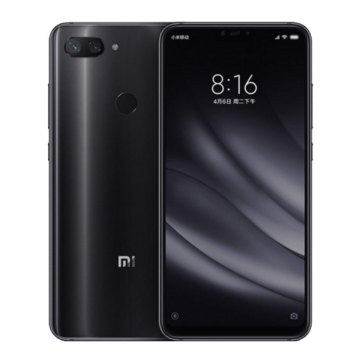 Смартфон Xiaomi Mi 8 Lite 6/128 Global Version (Balck)