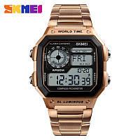 Часы с фитнес-трекером и компасом SKMEI 1382, фото 1