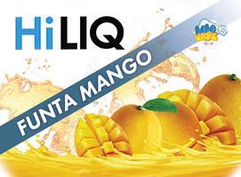 Ароматизатори HiLIQ Хайлик Funta Mango (Холодний Манго)