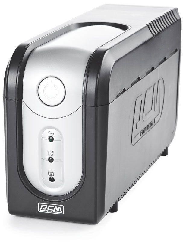 ИБП Powercom IMP-625AP, 5хIEC, USB (00210098)
