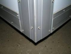 Алюминиевый профиль для монтажа панелей