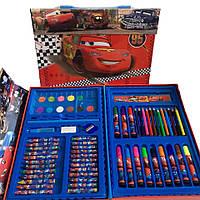 "Набор для рисования 68 предметов ""Тачки"""