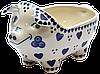 Керамическая форма Свинка для соусов и дипов Heart-to-heart