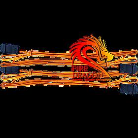 Электровоспламенитель с клипсой, длина провода: 100 сантиметров