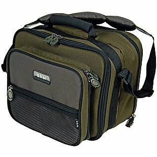 Сумка DAM Small Fishing Bag для рыбалки многофункциональная+2коробки  30x20х25см