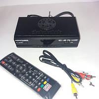 Приставка  Т2 OpenBox T5 YouTube / WiFi / USB метал корпус, тюнер Т2, ТВ тюнер, приставка Т2, ТВ ресивер, фото 1