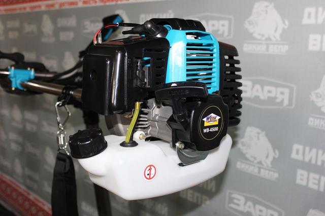 Бензиновая мотокосa Werk WB-4500 NEW