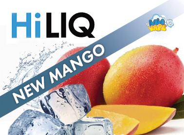Ароматизаторы HiLIQ Хайлик New Mango (Новый манго)