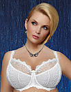 Бюстгальтер мягкий белый Kris Line Stella, фото 2