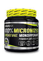 Креатин BioTechUSA 100% Creatine мonohydrate (банка ), 500 g
