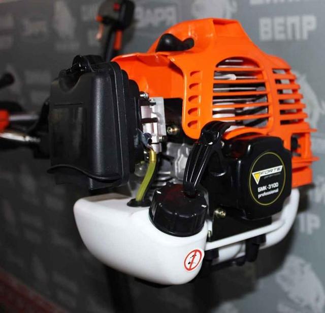 Бензиновая мотокоса Forte БMK-3100 Professional