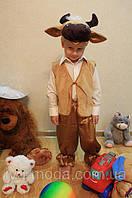 Карнавальный костюм Бычок,бык,теленок 98-128, фото 1