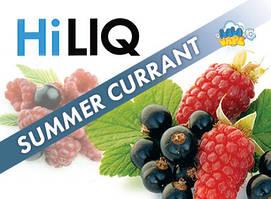 Ароматизатори HiLIQ Хайлик Summer Currant (Річна смородина)