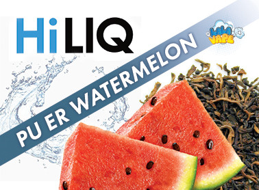 Ароматизатори HiLIQ Хайлик Pu Er Watermelon (Чай Пу Ер в кавуні)