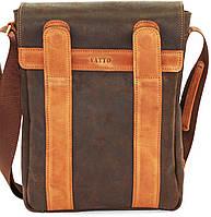 8cefbc347afb Стильная, современная мужская сумка вертикальная из натуральной кожи VATTO  Mk28.3 Kr450.190