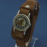 Чапаев наручные механические часы ЗиМ СССР , фото 1