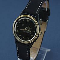 Чайка Москва кварцевые наручные часы , фото 1