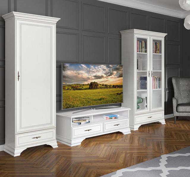 Комплект в вітальню (стенка в гостиную) Idento BRW 2