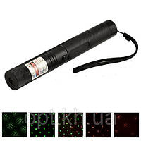 Фонарь-лазер зеленый JD-851, акк. 16340