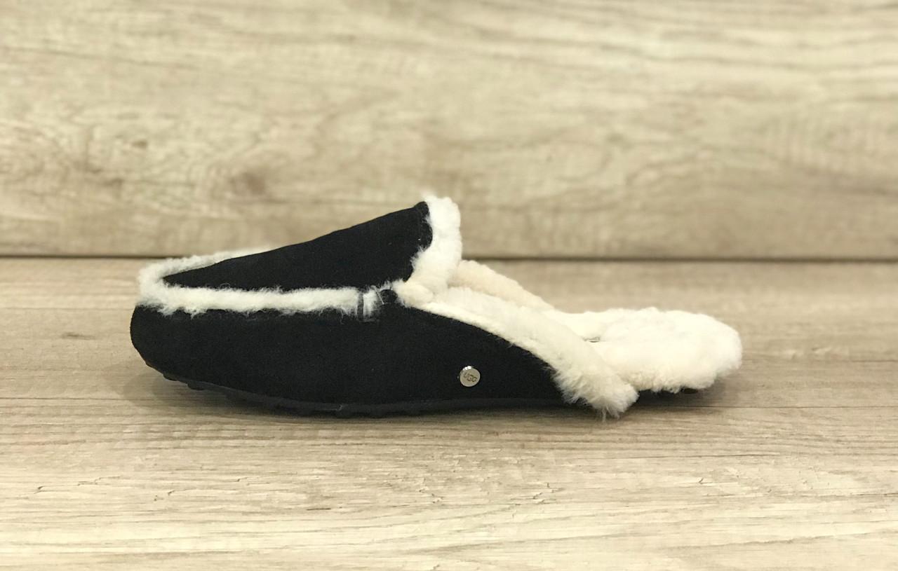 Сабо Угг UGG Lane Slip On Loafer Black