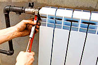 Успешная установка радиаторов отопления