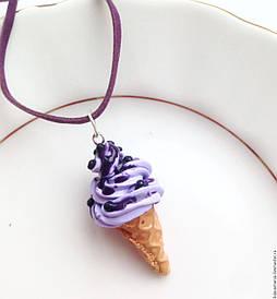 Мороженое – подвеска ( брелок мороженное )