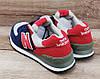 Лімітовані кросівки New Balance US574 Captain America. Ліцензія, фото 4