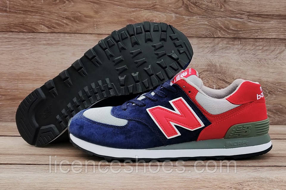 Лімітовані кросівки New Balance US574 Captain America. Ліцензія