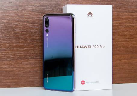 "Huawei P20 Pro (Хуавей П20) 6.1"" 64Gb. 8-Ядер. 4G. Реплика Корея., фото 2"