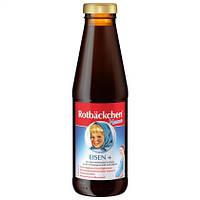 Rotbäckchen  Mama Eisen + - Пищевая добавка с железом и витамином С