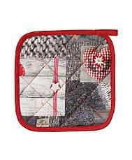 Скатерть-дорожка Прованс Digitale Red 40х130 см (4823093409651), фото 2