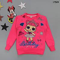 Утеплена кофта LOL для дівчинки. 1-2; 3-4 роки, фото 1