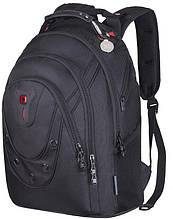 Рюкзак для ноутбука Wenger Ibex 125th 16 Slim 605500, черный