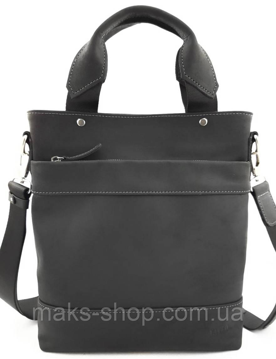 4dda488e476a Стильная современная кожаная мужская сумка VATTO Mk13.6 Kr670 - Maks Shop-  надежный и