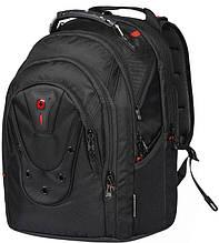 Рюкзак для ноутбука Wenger Ibex 125th 17 Ballistic 605501, черный