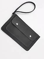 Мужская барсетка из кожи для телефона и других мелких вещей VATTO Mk83 Kr670