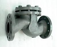 Клапан обратный 16с80нж Ду100 Ру40 Т-450С подъемный фланцевый