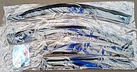 Ветровики окон Skoda SuperB 2, Combi 2008- VT 52