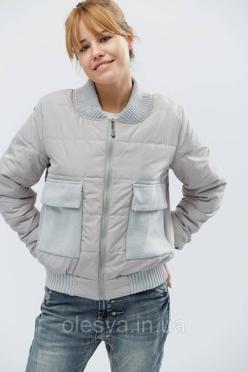 Куртка LS-8731-4, (Серый)