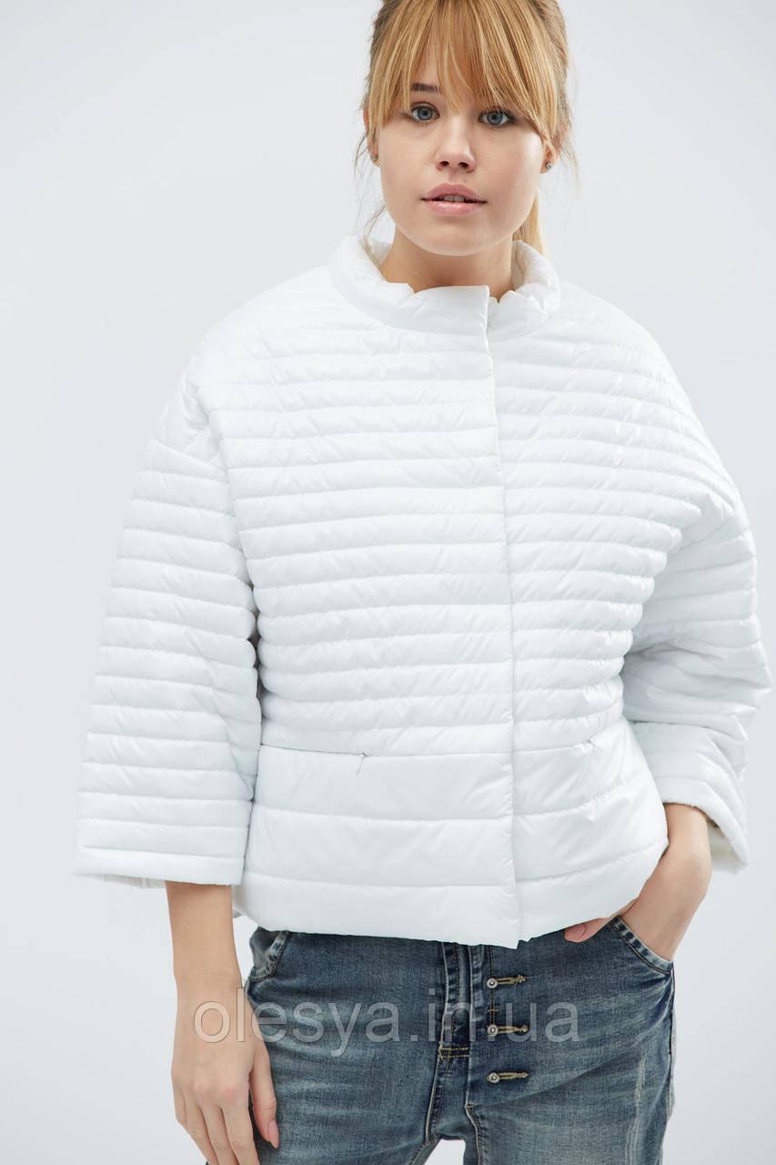 Куртка LS-8733-3, (Молоко)