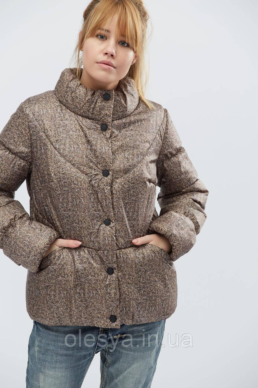 Куртка LS-8737-26, (Коричневый)