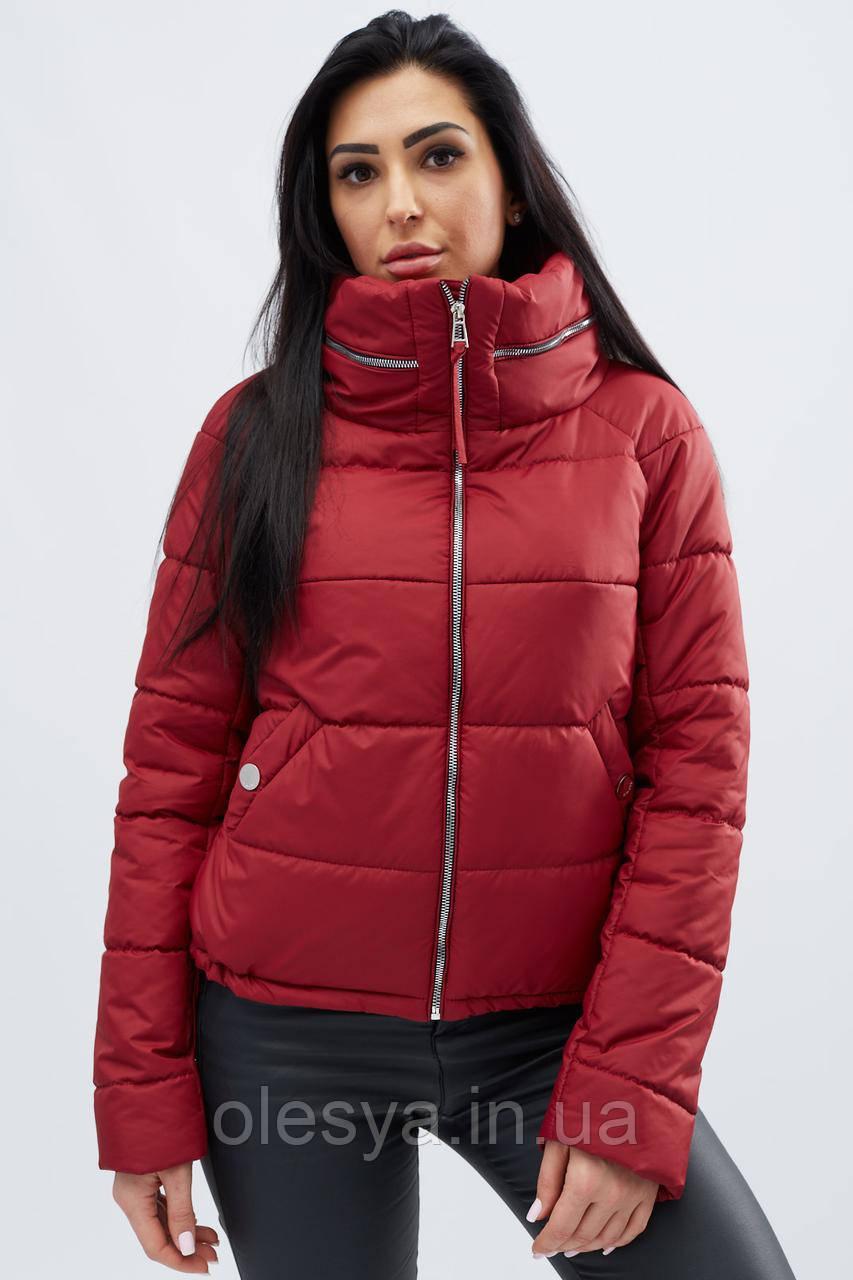 Куртка LS-8776-16, (Марсала)