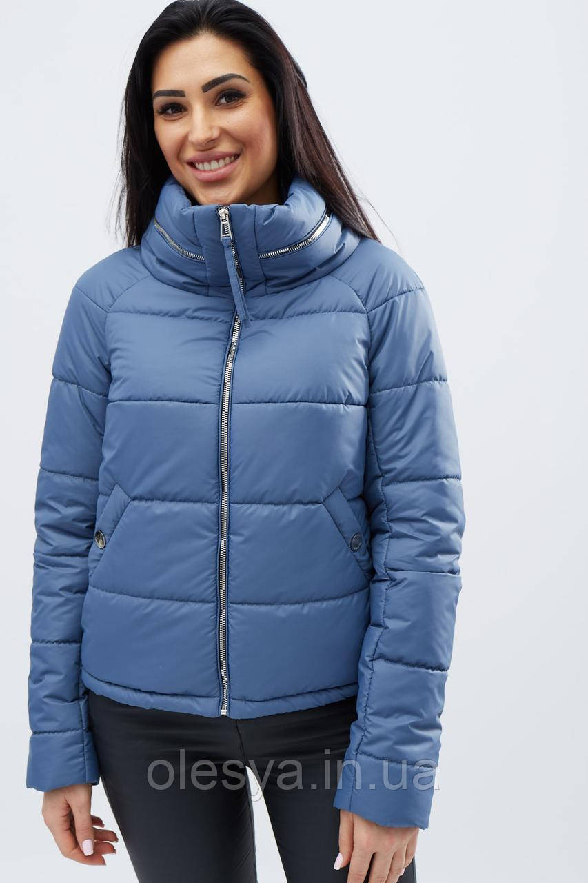 Куртка LS-8776-2, (Джинс)