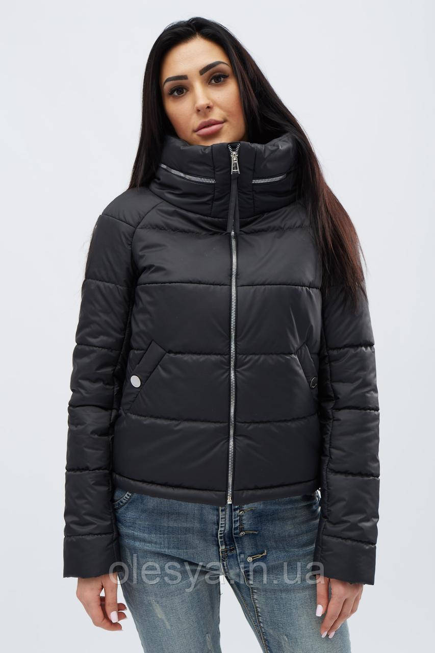 Куртка LS-8776-8, (Черный)