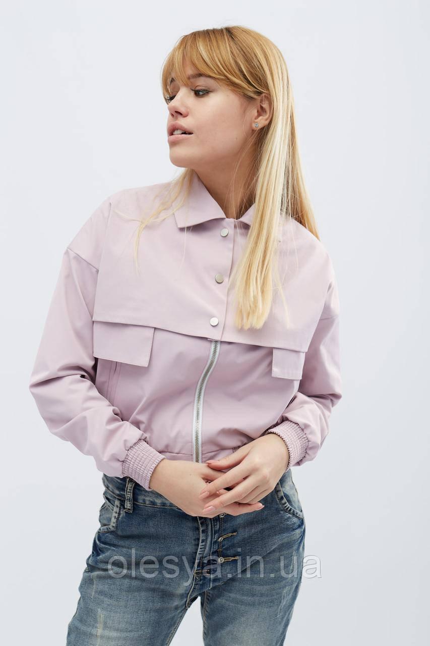Куртка LS-8786-15, (Розовый)