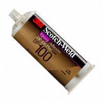 3М™ Scotch-Weld™ DP100 plus - Двухкомпонентный структурный адгезив, 50 мл