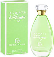 "Туалетная вода Sergio Tacchini ""ALWAYS WITH YOU"""