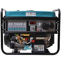 Газобензиновый генератор  Konner&Sohnen KS7000EG